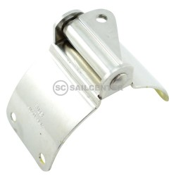 Dart 18 mainsheet ratchet block