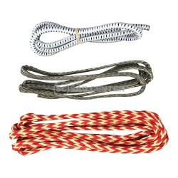 RF629 Ronstan 6.4 mm twisted shackle