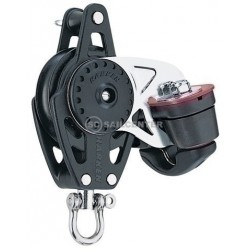 Laser primary kicker line - Harken double block