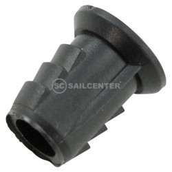 EX1235 Optiparts SailQube rubber transom plug