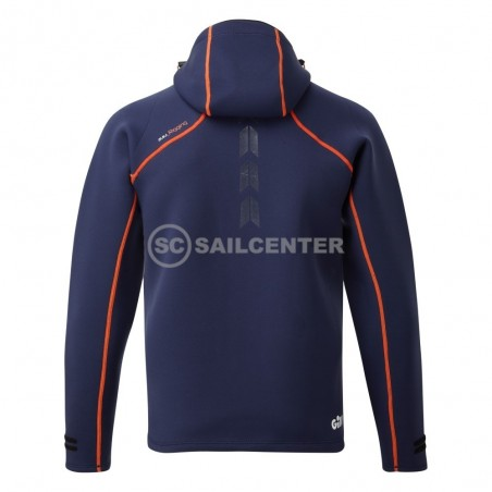 Gill race rigging jacket